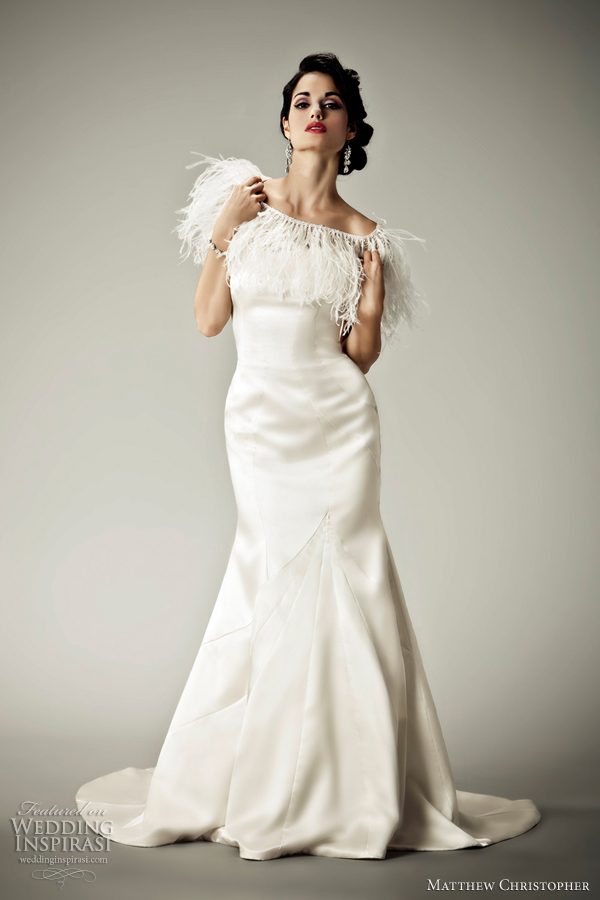 Matthew Christopher Wedding Dresses 2012 Wedding
