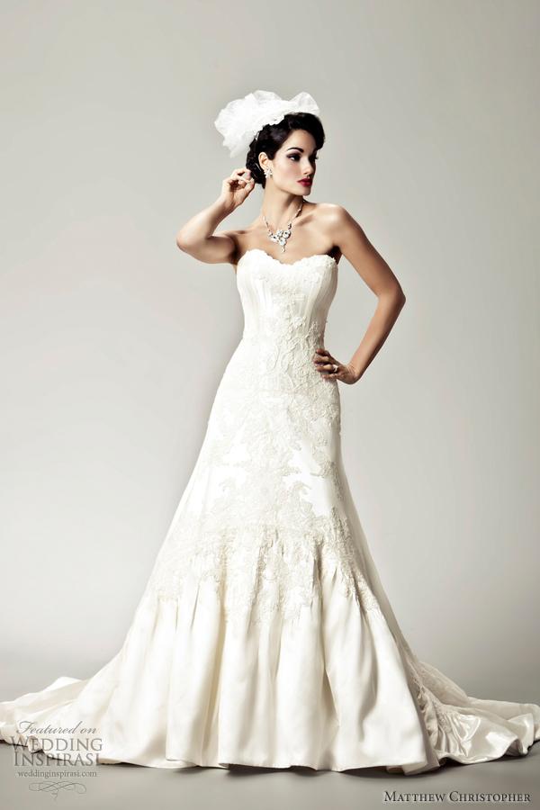 Matthew christopher wedding dresses 2012 wedding for Christopher matthews wedding dresses