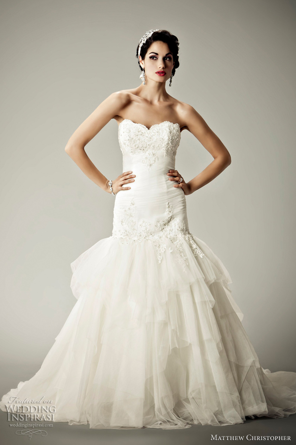 matthew christopher wedding dresses wedding dresses in