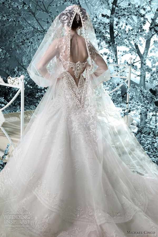 Michael Cinco Wedding Dresses Fall Winter 2011 2012