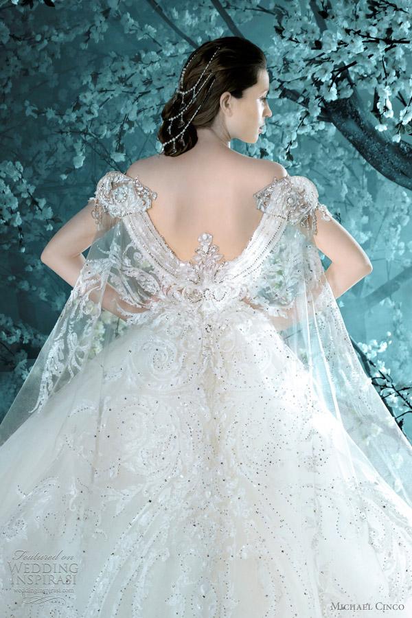 michael cinco wedding dresses 2012