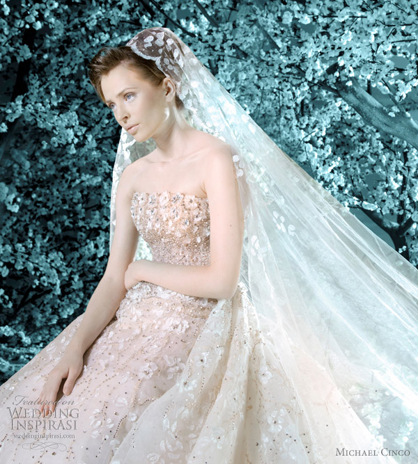 michael cinco wedding dresses fall 2011 2012