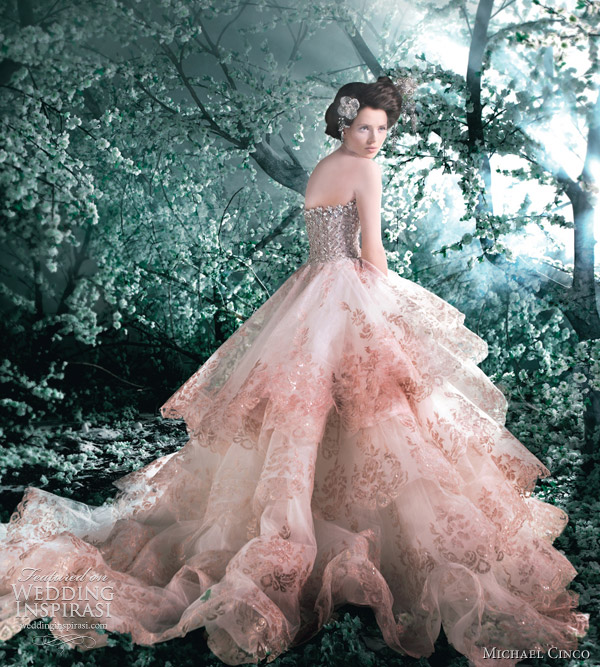 michael cinco wedding gown 2012