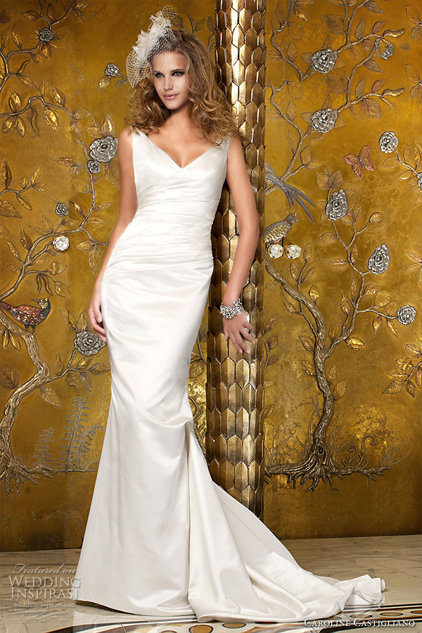 oscar collection wedding dress one fine day