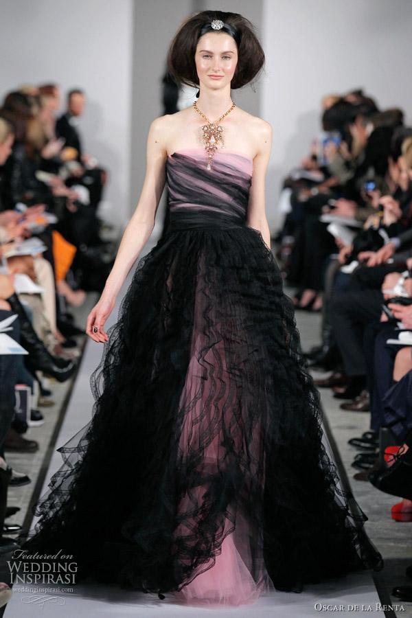 Oscar de la renta fall winter 2012 2013 dresses wedding for How much do oscar de la renta wedding dresses cost
