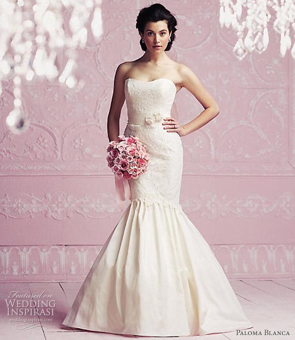 Paloma Blanca Wedding Dresses 2017