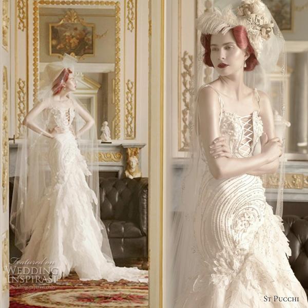 st pucchi wedding dresses 2012