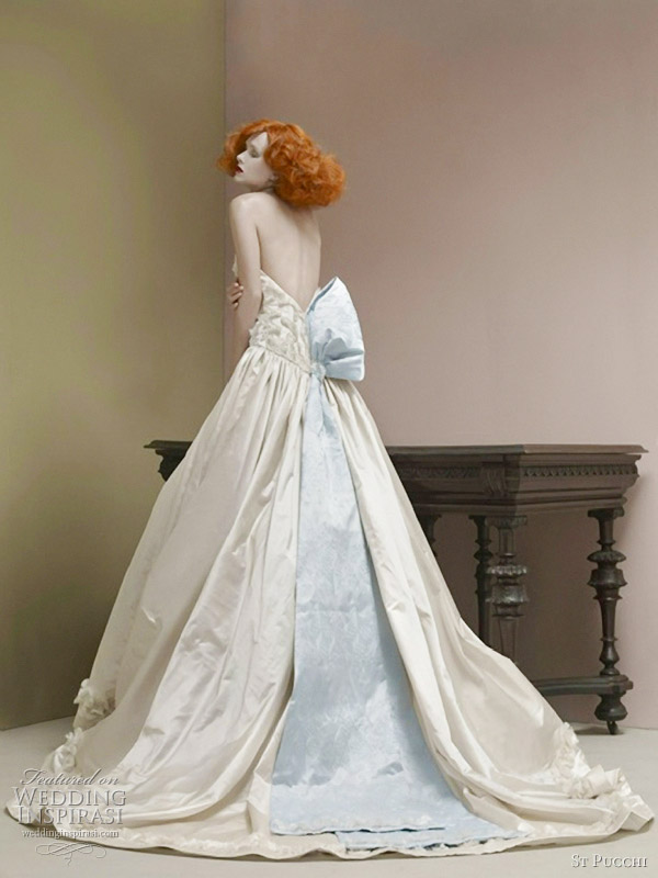 st pucchi couture wedding dresses 2012 wedding