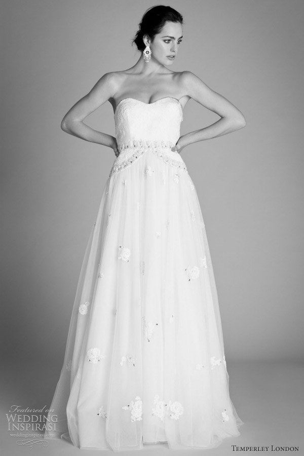temperley bridal 2012 ophelia collection