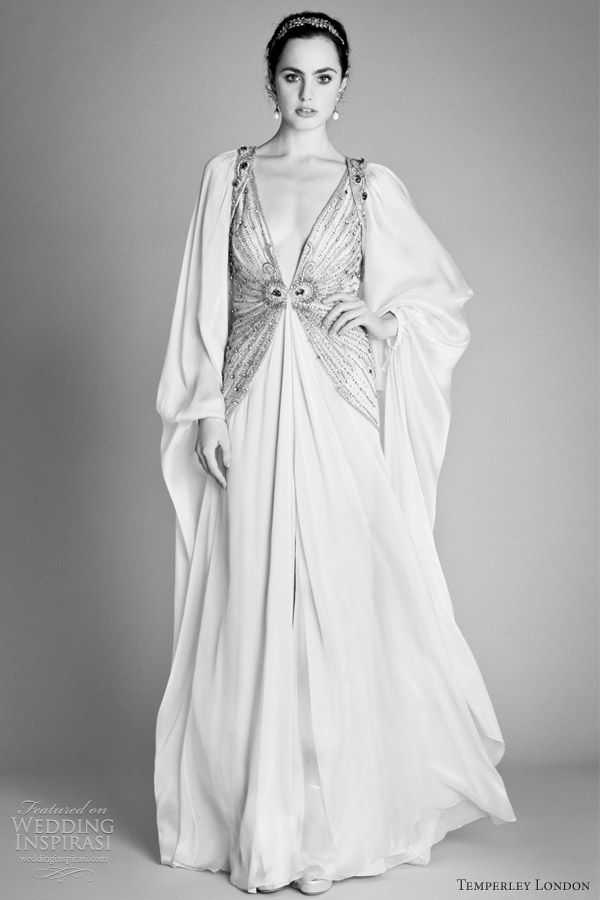 temperley london 2012 collection greta kimono