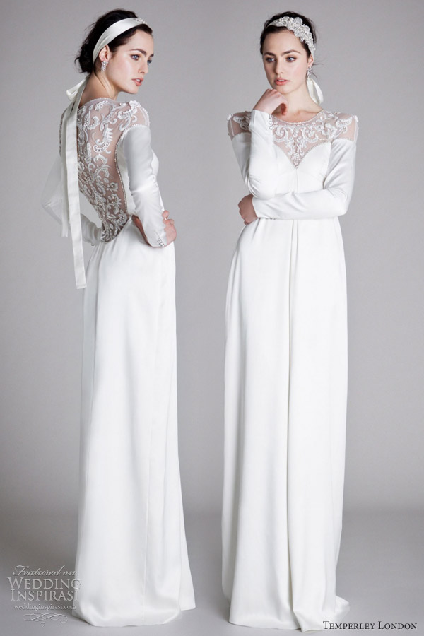 temperley london wedding dresses 2012 estella