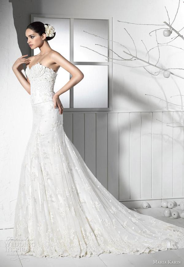 Maria Karin Wedding Dresses 2012 Wedding Inspirasi Page 2