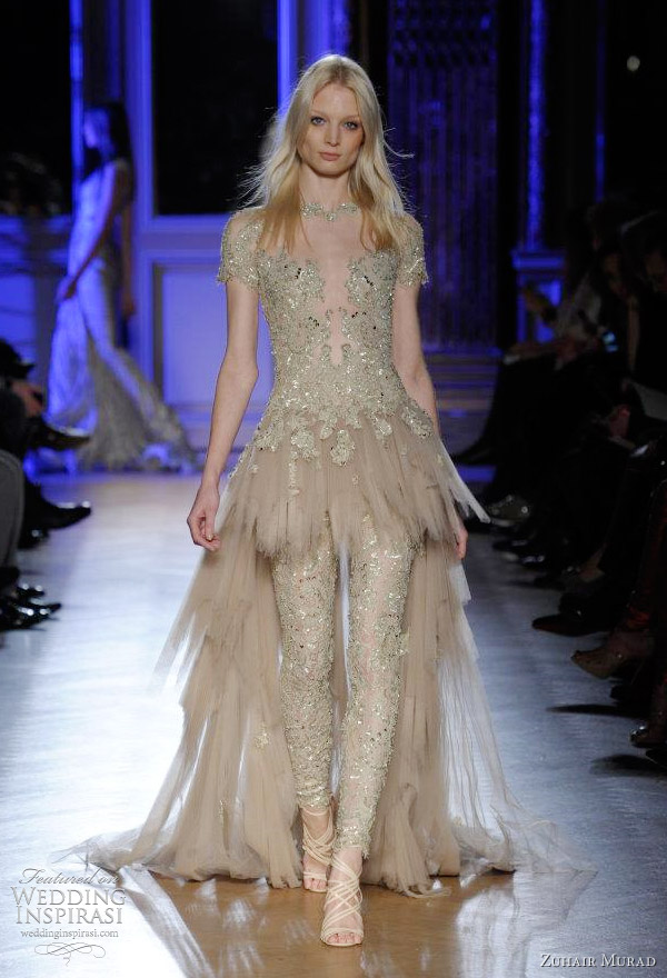 Zuhair Murad Spring Summer 2012 Couture Wedding Inspirasi