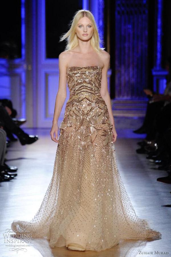 Zuhair Murad Spring Summer 2012 Couture Wedding Inspirasi