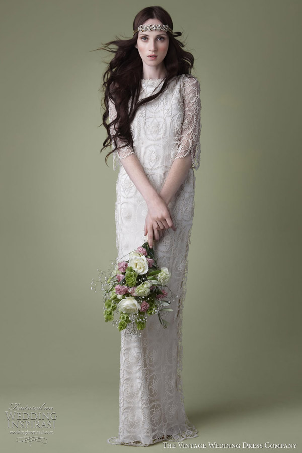 The Vintage Wedding Dress Company — Decades Collection | Wedding ...