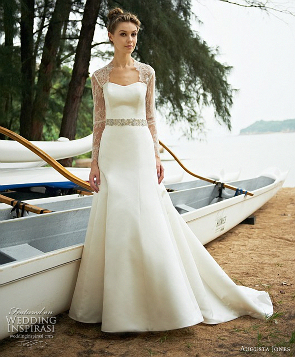 augusta jones 2012 wedding dresses grace