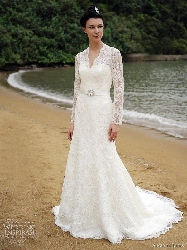 augusta jones wedding dresses 2012 elle