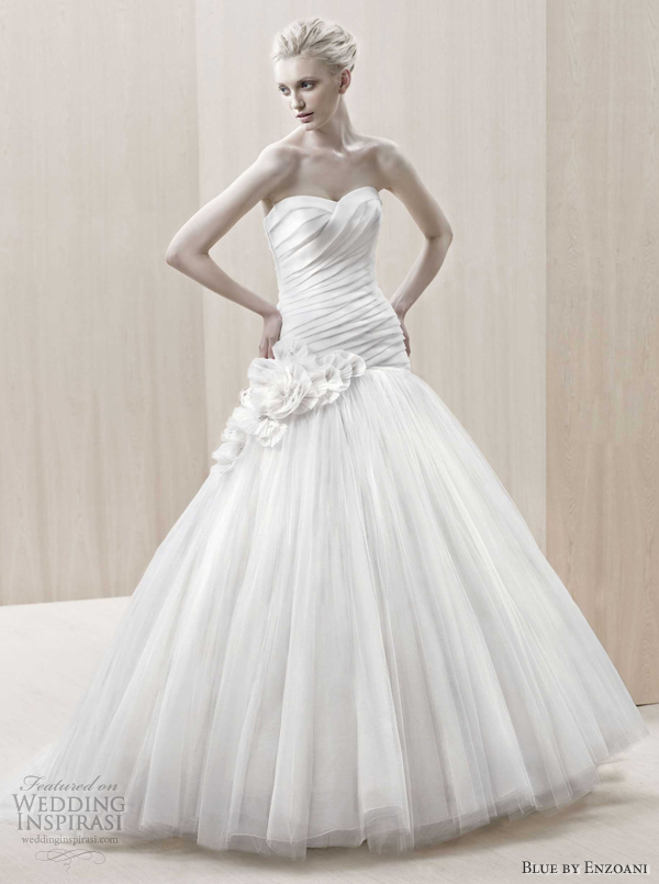 blue by enzoani 2012 wedding dresses elkhart
