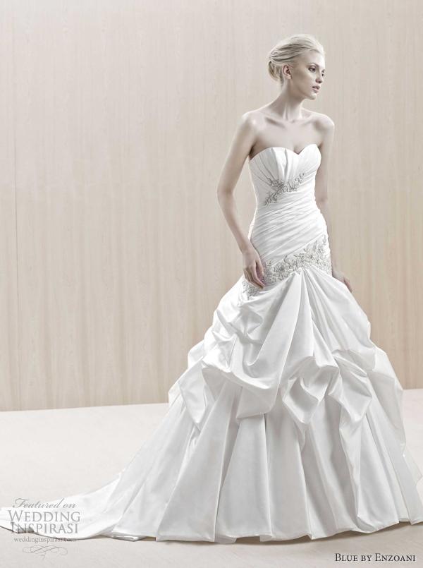 Wedding Dresses By Enzoani 23 Fresh blue by enzoani wedding