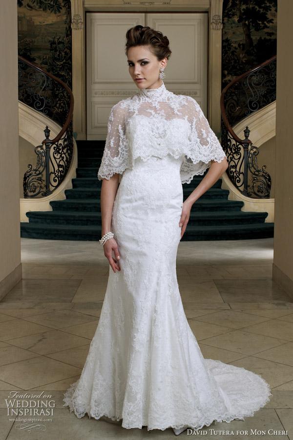 david tutera for mon cheri wedding dress 2012