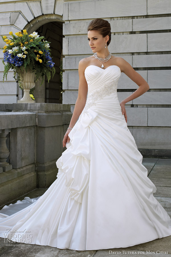 wedding dresses david tutera mon cheri bridal gowns dreams dresses