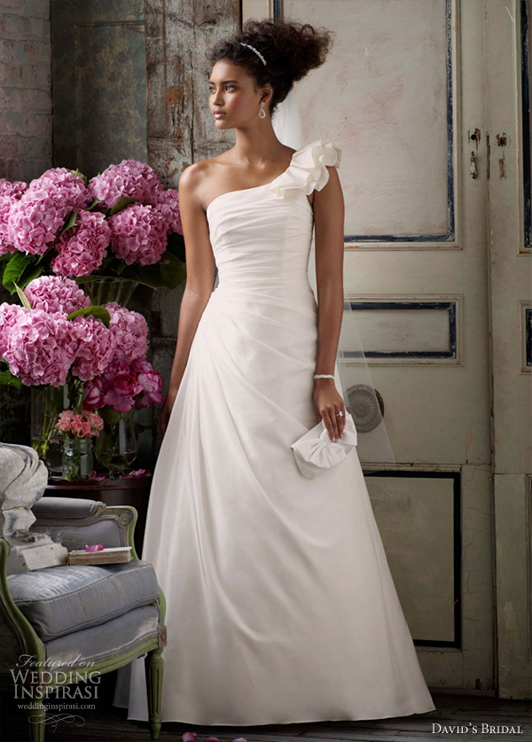 david's bridal 2012 wedding dresses  collection