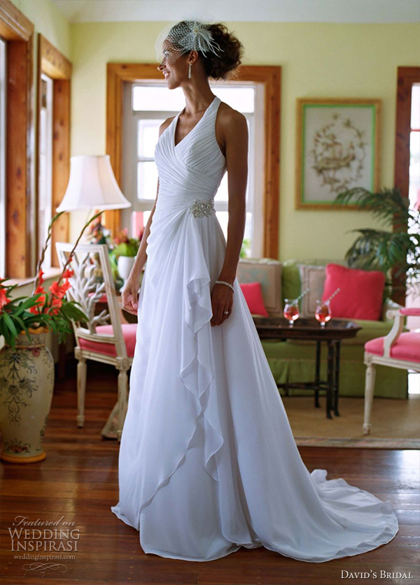 david's bridal 2012 wedding gown  collection