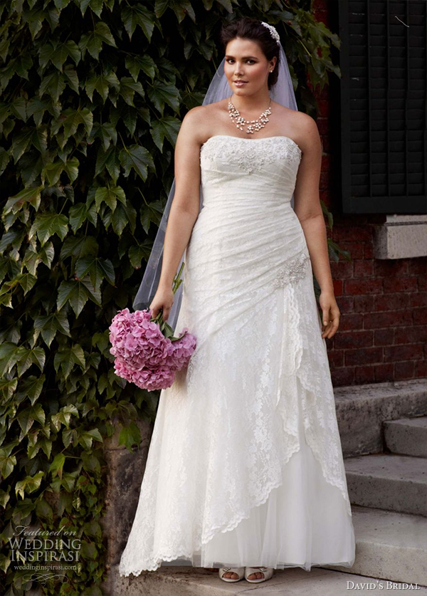 Davids Bridal Collection Wedding Dresses
