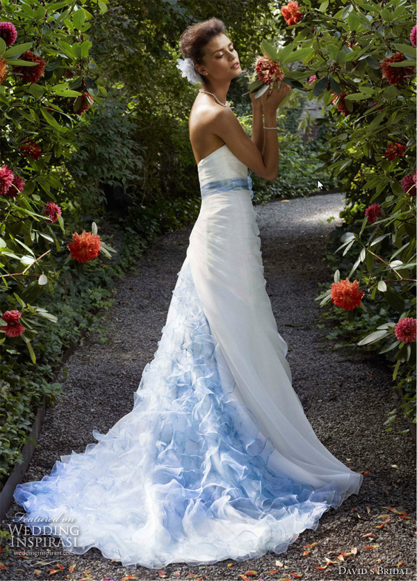 davids bridal collection 2012