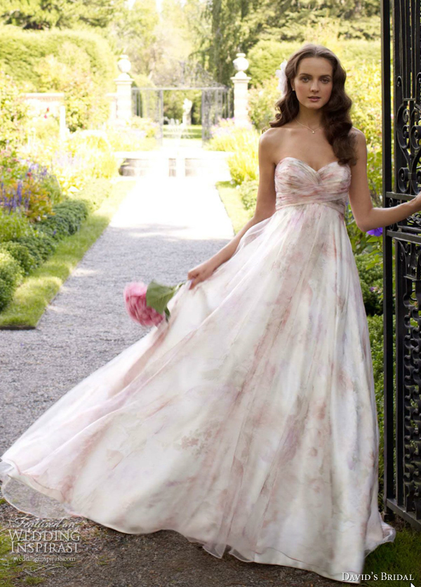 davids bridal collection wedding dresses 2012