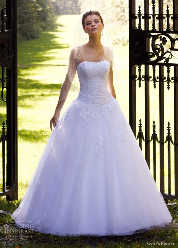 david's bridal wedding dress 2012 collection