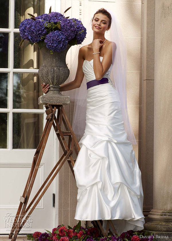 david's bridal wedding dresses 2012 collection