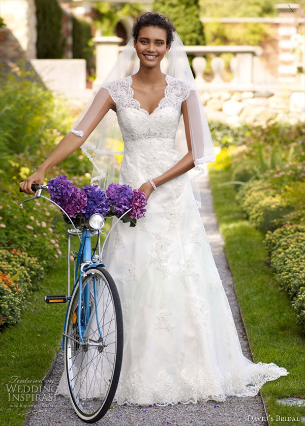david's bridal wedding gown 2012 collection