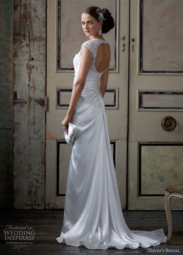 Davids Bridal Wedding Gowns 2012 Collection