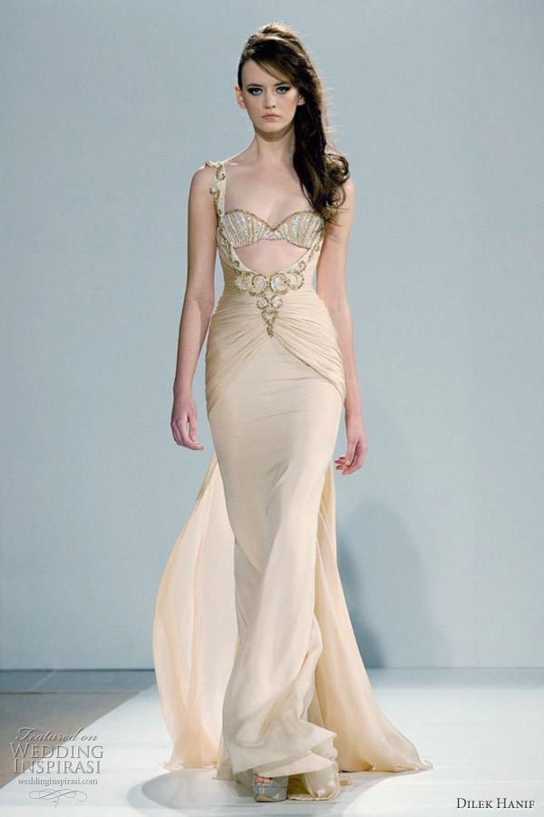 dilek hanif haute couture 2012