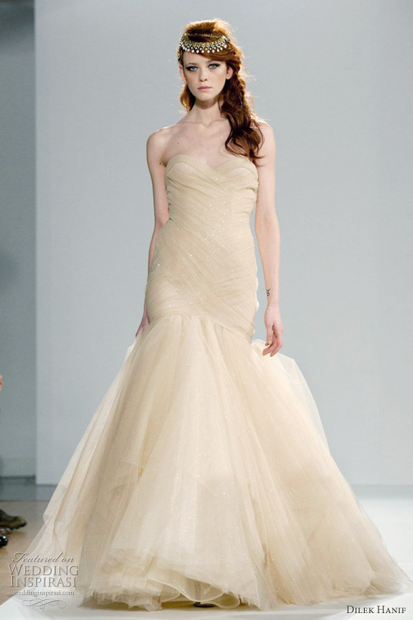 dilek hanif wedding dress spring 2012