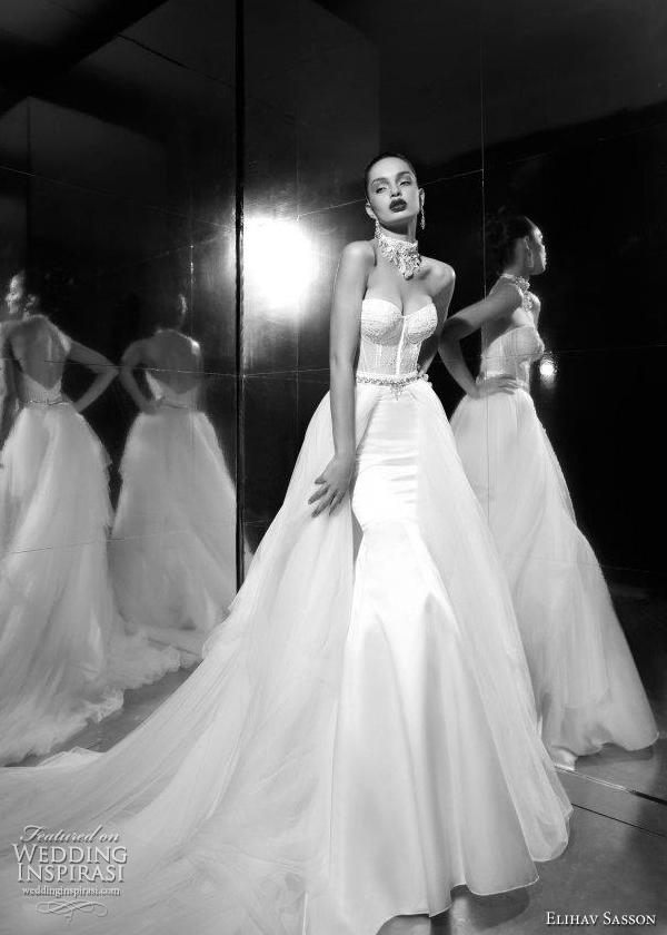 elihav sasson wedding gowns | Wedding Inspirasi