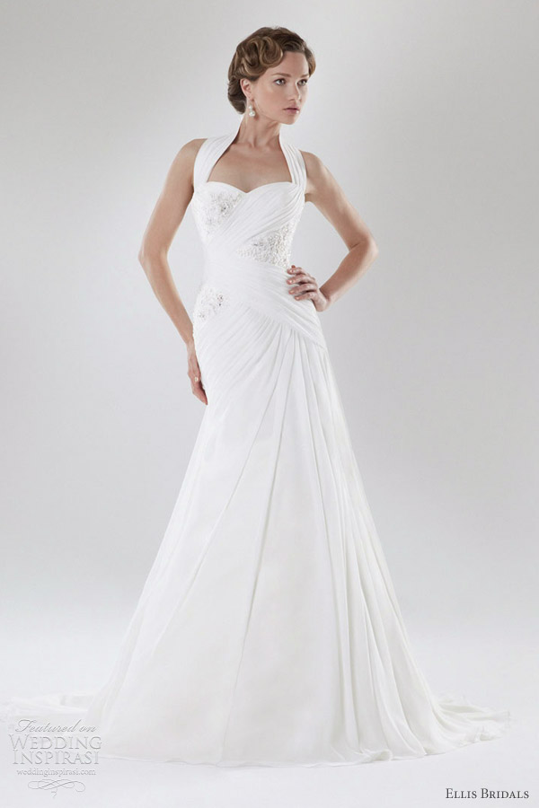 Ellis Bridals Wedding Dresses 2012 Centenary Collection