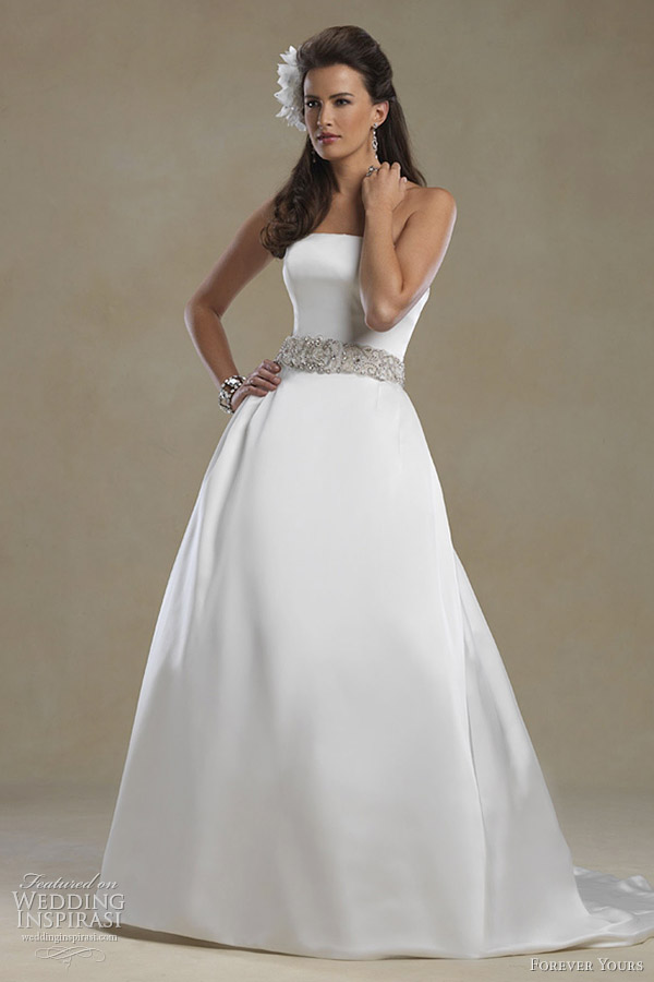 Forever Yours Wedding Dresses