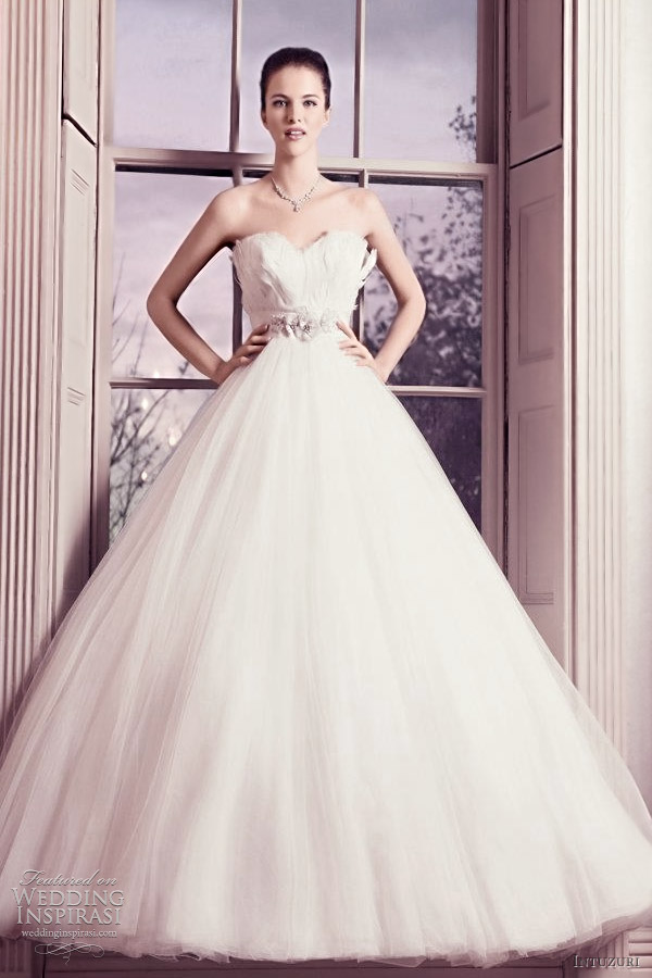 intuzuri 2012 bridal collection arianna