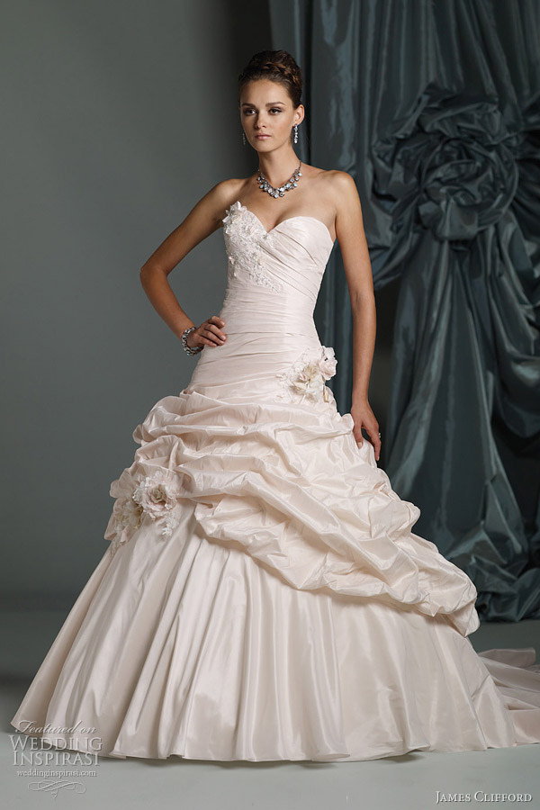 james clifford wedding dresses spring 2012
