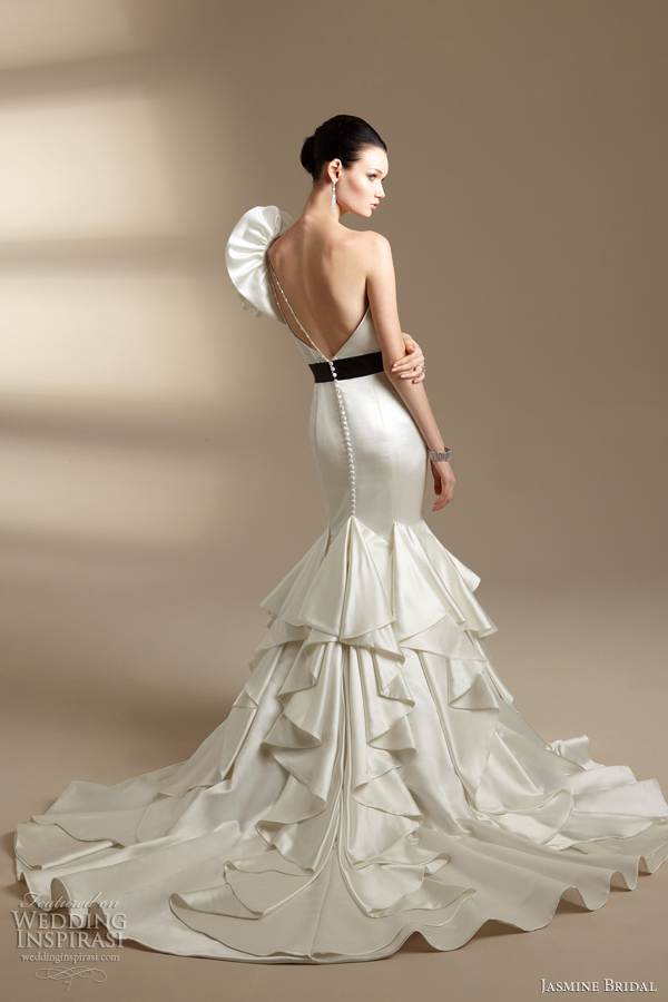 Jasmine bridal couture wedding dresses 2012 wedding for Jasmine collection wedding dresses