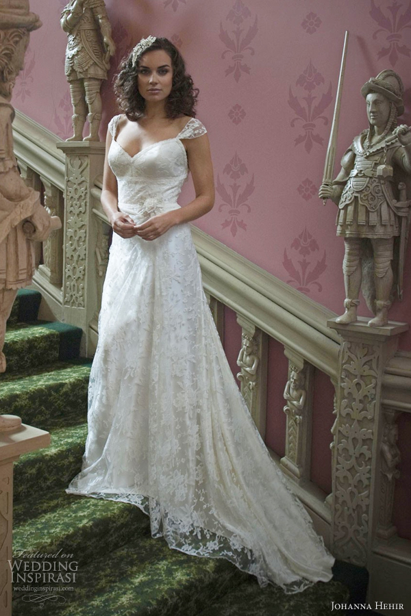 johanna hehir wedding dresses 2012  eliza