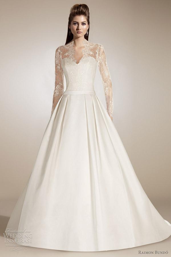 Raimon Bund 243 Wedding Dresses 2012 Wedding Inspirasi