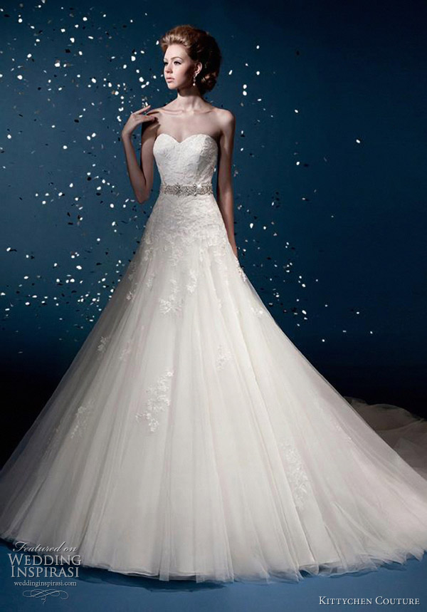 kitty chen couture 2012 elizabeth wedding dress
