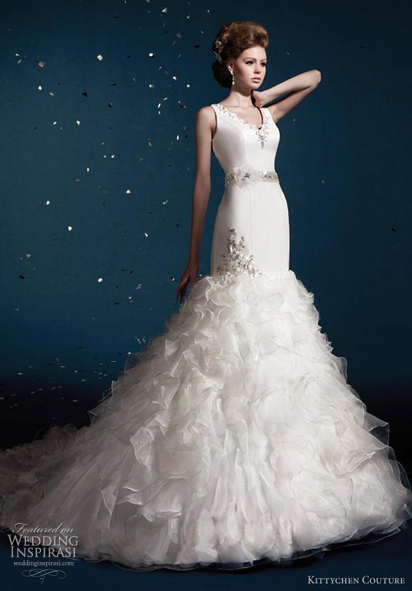 Kittychen Couture Wedding Dresses 2012