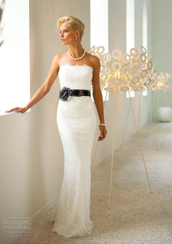 linea raffaelli wedding dress 2012 collection