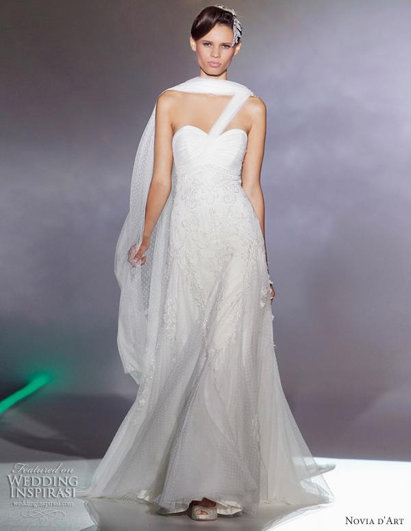 Nova DArt Wedding Dresses Home Page