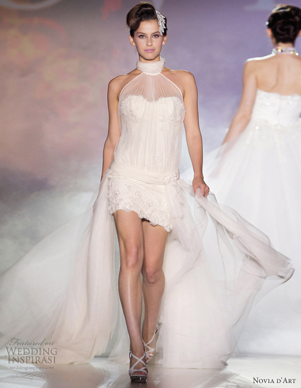 novia dart wedding dresses 2012 brasil