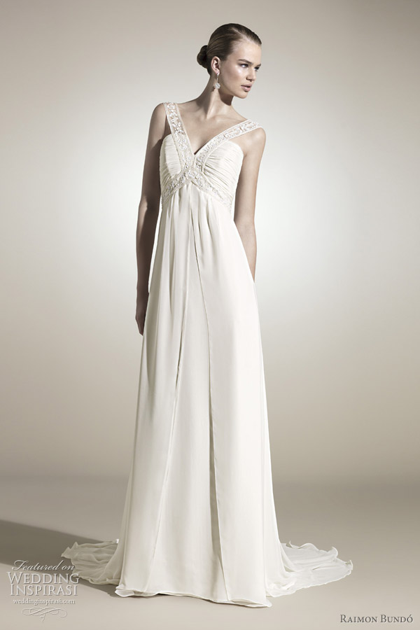 raimon bundo wedding dresses 2012 catania
